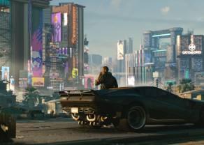 CD Projekt wybija historyczne szczyty po publikacji trailera gry Cyberpunk 2077