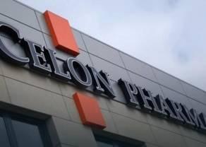 CELON PHARMA SA Spółką Dnia Biura Maklerskiego Alior Banku