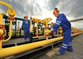 Cena gazu ziemnego w ważnym miejscu. Formacja 121 decyduje o kształcie NatGas