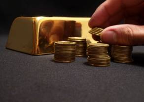 Cena miedzi oscyluje w rejonie 4,51-4,52 USD za funt, kurs złota testuje ważne wsparcie