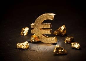 Cena miedzi przełamała linię trendu wzrostowego, srebro słabsze od złota, kurs eurodolara (EUR/USD) zniżkuje! Podsumowanie rynkowe