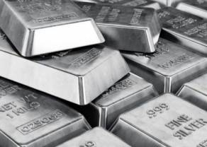 Cena srebra najwyższa od ponad 4 miesięcy. Notowania złota w konsolidacji w oczekiwaniu na impuls z Fed