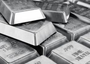 Cena srebra najwyższa od ponad dwóch lat. Wzrosty cen ropy naftowej wskutek wyraźnego spadku zapasów w USA