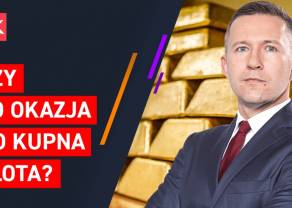 Cena złota. Czy to okazja do kupna złota?