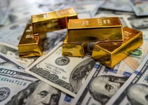 Cena złota nadal pod presją podażową. Czy gołębi FED w końcu wywinduje kurs złotego kruszcu?