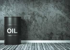 Cena złota zaczyna tydzień od spadków. Kurs ropy naftowej WTI oscyluje dzisiaj rano w okolicach 59 dolarów
