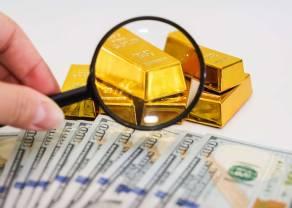 Cena złota - rozczarowanie! Perspektywa taperingu mocno ogranicza wzrosty na rynku złotego kruszcu