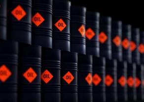 Ceny ropy naftowej na drodze do zakończenia tygodnia na dużym minusie! Nastawienie risk-off korzystne dla notowań złota