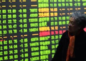 Chińskie indeksy giełdowe zaliczają pokaźne spadki