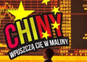 Chińskie spółki rozpalone do czerwoności
