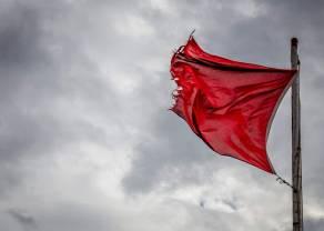 Chorągiewki i flagi - Formacje potwierdzające kierunek