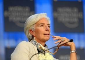 Christine Lagarde - prawniczka na czele MFW