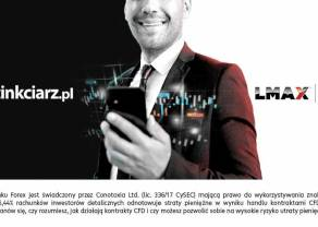 Cinkciarz.pl: najlepszy rok w historii usług Forex