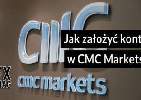CMC Markets. Jak założyć konto forex w CMC Markets?