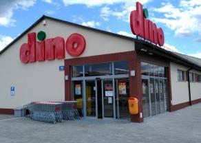 Co dwa i pół dnia nowy sklep - Dino Polska rośnie w siłę
