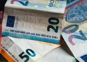 Co z kursem euro (EUR) do dolara (USD)? PKB z Wlk. Brytanii w dół i niższe otwarcie w Europie