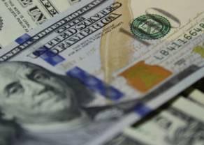 Cofnięcie się kursu dolara USD. Euro (EUR) do amerykańskiej waluty zeszło poniżej ważnego poziomu wsparcia. Bilans dnia