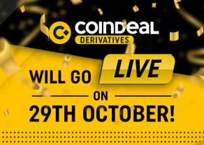 CoinDeal ogłasza datę startu rynku futures! Handluj na dźwigni do 50x na parze BTC/PLN!