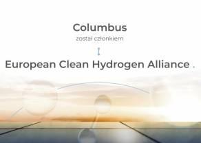 Columbus został członkiem EuropeanCleanHydrogen Alliance