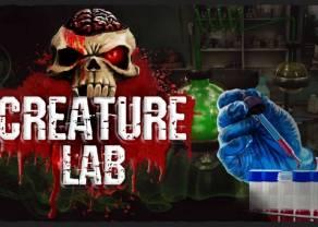 Creature Lab: Czy szczepionka stworzy Frankensteina?