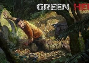 Creepy Jar – znamy już datę premiery pełnej wersji gry Green Hell
