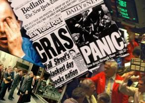 Krach z niczego - największy spadek w historii, po którym giełda nie była już taka sama