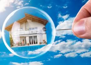 Czekasz aż bańka na rynku nieruchomości pęknie? Możesz się nie doczekać
