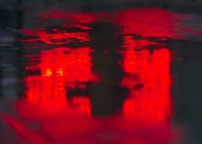 Czerwona rocznica Czarnego Poniedziałku. Indeks Nasdaq prawie 2% w dół. Notowania giełdowe
