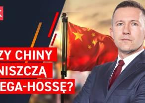 Czy Chiny zniszczą mega-hossę? Co przyniesie tydzień? - dr Przemysław Kwiecień