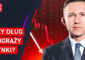 Czy dług pogrąży rynki? Koniec szaleńczego short squeezu? Co przyniesie nowy tydzień? - analiza rynków finansowych