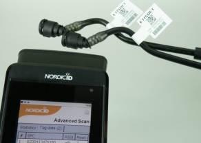 Czy Etykiety RFID nadają się do znakowania przewodów hydraulicznych i wiązek kablowych?