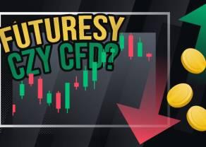 Czy handel kontraktami terminowymi jest lepszy od spekulacji na Forex (kontraktami CFD)?