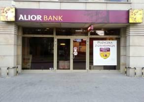 Czy jeden człowiek jest wart 5% ceny Alior Banku?