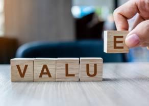 Czy kolejne przeceny indeksu NASDAQ mogą świadczyć o fakcie, iż spółki typu value wracają do łask inwestorów?