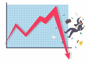 Czy mocny dzienny spadek to okazja do zakupów? Historia nie daje jednoznacznej odpowiedzi