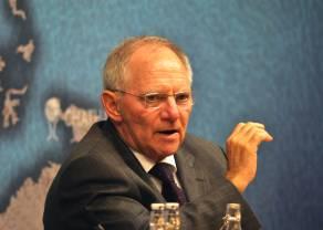 Czy strefie euro grozi katastrofa ekonomiczna? - Wolfgang Schaeuble
