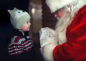 Czy Trump został Świętym Mikołajem? Wzrosty na Wall Street