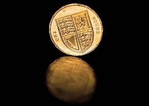 Dane o inflacji negatywne dla funta