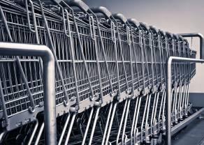 Dane o sprzedaży detalicznej wpływają na funta
