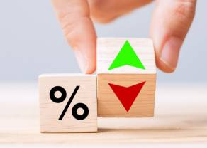 Dane w połączeniu z wypowiedzią szefa oddziału Fed dały paliwo do rynkowej korekty. Rentowność 10-letnich obligacji USA wzrasta do 1,3%!