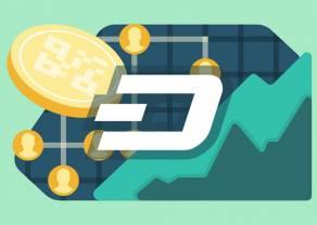 DASH odbija od wsparcia - DASH/USD