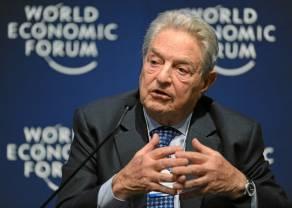 Davos: Soros przewiduje koniec fenomenu Trumpa