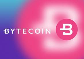 Debiut na Binance winduje cenę Bytecoina o ponad 160%