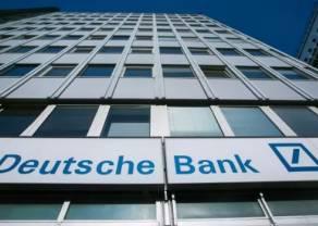 Deutsche Bank tnie koszty. Prognoza inflacji w górę