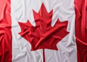 Dobre dane z Kanady - kurs dolara kanadyjskiego (CAD) znowu w górę