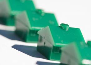 Dobre dane z rynku nieruchomości nie wspomagają dolara