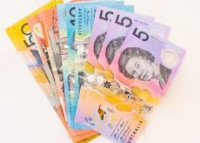 Dolar australijski najsłabszy, kurs funta do dolara i cena ropy naftowej - komentarz poranny