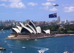 Dolar australijski zyskuje dzisiaj najmocniej. Australia bagatelizuje wczorajsze plotki