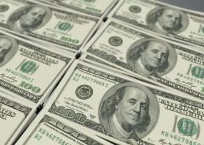 Dolar konsekwentnie ciągnie w górę, rentowności przebiły kluczowy poziom oporu