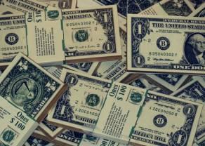 Dolar nadal w formie. Zyskuje do euro i złotego